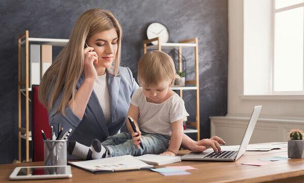 #Μένουμε_Σπίτι: Πώς θα δουλεύω συγκεντρωμένος ενώ θα πρέπει να είμαι με τα παιδιά στο σπίτι;