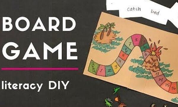 #Μένουμε_Σπίτι: Χειροποίητο επιτραπέζιο παιχνίδι από κουτί δημητριακών - Δείτε πώς θα το φτιάξετε