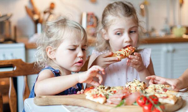 #Μένουμε_Σπίτι και φτιάχνουμε πίτσα με τα παιδιά -  4 συνταγές για ένα λαχταριστό Κυριακάτικο βράδυ