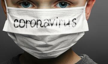 Λοίμωξη από κορονοϊό στα παιδιά - Τα τελευταία στοιχεία