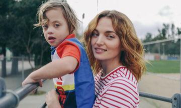 Επτά διάσημες μαμάδες που έχουν παιδιά με σύνδρομο Down (pics)