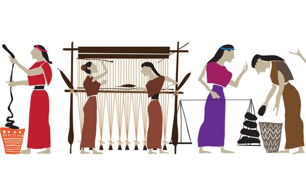 Online πρόγραμμα του Μουσείου Κυκλαδικής Τέχνης μαθαίνει στα παιδιά τα παιχνίδια των αρχαίων Ελλήνων