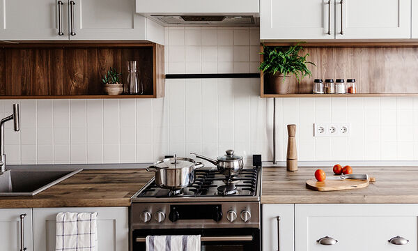#Mένουμε_Σπίτι - Οργανώστε την κουζίνα σας με έξυπνα tips και κατασκευές (vid)