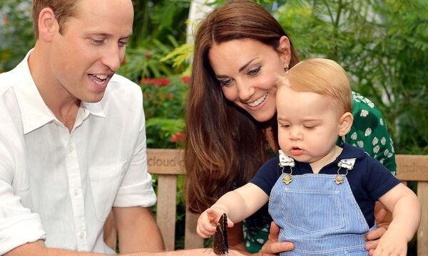 Kate Middleton: Αυτό είναι το δώρο που της έκανε ο πρίγκιπας George για τη Γιορτή της Μητέρας (pics)
