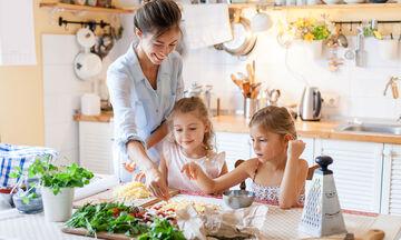 #Μένουμε_σπίτι: Πώς θα διατηρήσουμε τις υγιεινές μας διατροφικές συνήθειες;
