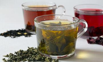 Τσάι: Τα οφέλη ανάλογα με το χρώμα του (εικόνες)