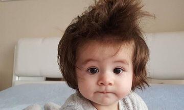 Good Hair Day σήμερα και τη γιορτάζουμε με τα πιο περίεργα χτενίσματα μωρών που έχουμε δει (pics)