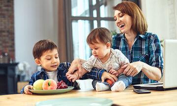 #Μένουμε_σπίτι: Ανακαλύψτε με τα παιδιά τα ουσιαστικά πράγματα της ζωής
