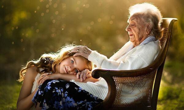 Η μαγεία του να είσαι παππούς και γιαγιά - Φωτογραφίες αφιερωμένες σε εκείνους (pics)