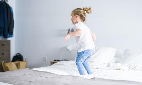 Από την κούνια στο κρεβάτι – Το πρώτο μεγάλο άλμα των παιδιών