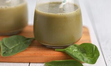Αυτό το smoothie θα σου φτιάχνει τη διάθεση κάθε πρωί από εδώ και στο εξής