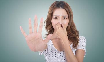 Ιδρώτας & κακοσμία σώματος: 6 tips αντιμετώπισης (εικόνες)