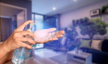 Κορονοϊός: Δείτε πώς να απολυμάνετε το σπίτι σας μέσα σε 15 λεπτά (vid)