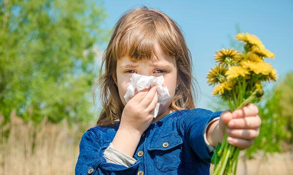 Αλλεργίες της άνοιξης – Ποιες είναι οι πιο συνηθισμένες