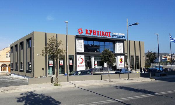 Τα supermarket ΚΡΗΤΙΚΟΣ δωρίζουν χυμούς, νερά και 10.000 μάσκες στα νοσοκομεία της Ελλάδας