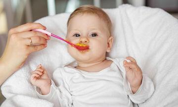 Μωρό και διατροφή: Τέσσερις σπιτικές κρέμες για να ενισχύσετε το ανοσοποιητικό του (vids)