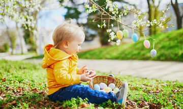 Δέκα εύκολοι τρόποι για να κάνετε το φετινό Πάσχα μοναδικό για τα παιδιά σας