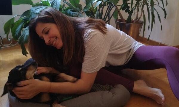 Κατερίνα Παπουτσάκη:Η φώτο με το σύζυγό της & τα παιδιά έκανε τη Σταματίνα Τσιμτσιλή να τη σχολιάσει
