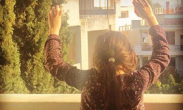 «Γεια σου παππού μου, γεια σου γιαγιάκα μου!» - Η συγκινητική φώτο Ελληνίδας ηθοποιού (pics)