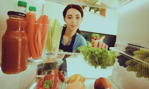 Έξυπνοι τρόποι για να διατηρήσετε τα φρούτα και τα λαχανικά φρέσκα στο ψυγείο σας (vids)