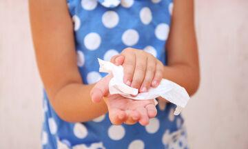 Φτιάξτο μόνη σου: Αντισηπτικά μαντηλάκια χεριών (vid)