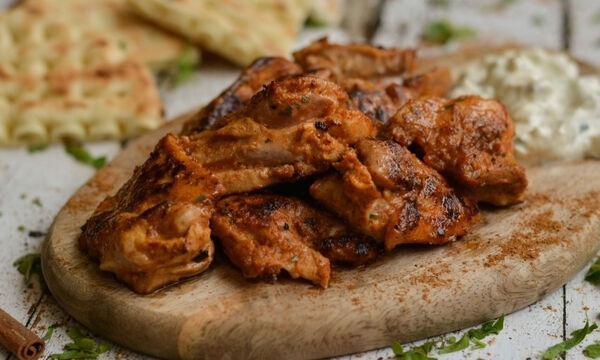 Συνταγή για σπιτικό tandoori κοτόπουλο