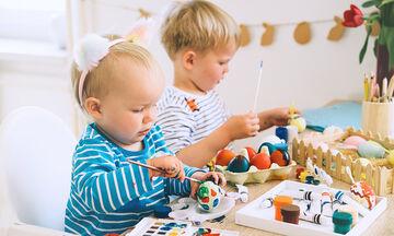 6 DIY πασχαλινές δραστηριότητες που τα παιδιά σας θα λατρέψουν (vids)
