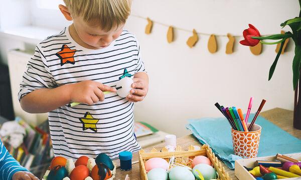 8 διασκεδαστικές και πανεύκολες πασχαλινές κατασκευές για παιδιά όλων των ηλικιών (vids)