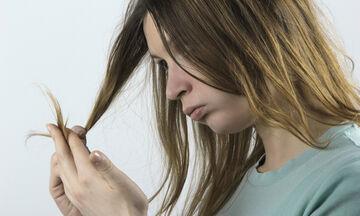 Ξηρά & κατεστραμμένα μαλλιά: Τα 5 καλύτερα συμπληρώματα (εικόνες)