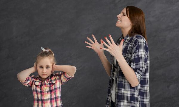 Αυτοί είναι οι λόγοι που οι γονείς θυμώνουν με τα παιδιά