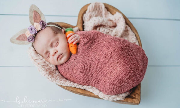 #EasterBabies: Μωρά φοράνε τα πασχαλινά τους και είναι ό,τι πιο γλυκό έχουμε δει (pics)