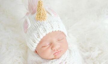 #UnicornDay: Μωρά ντύνονται μονοκεράκια και είναι ό,τι πιο χαριτωμένο έχουμε δει (pics)