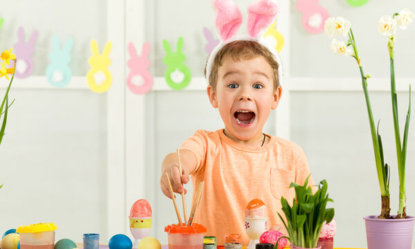 #Μένουμε_σπίτι: Τρεις δραστηριότητες που αναπτύσσουν τις λεπτές κινητικές δεξιότητες του παιδιού