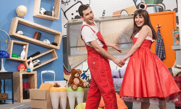 Η Ακαντού και ο Λυκούργος μένουν στο σπίτι και κρατούν συντροφιά στα παιδιά μας (vid)