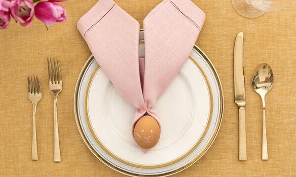 Διακοσμήστε το πασχαλινό τραπέζι με αυγουλάκια που γίνονται κουνελάκια (vid+pics)