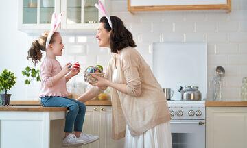 Γιατί είναι σημαντικό για τα παιδιά να γιορτάσουμε το Πάσχα ακόμη και μένοντας σπίτι