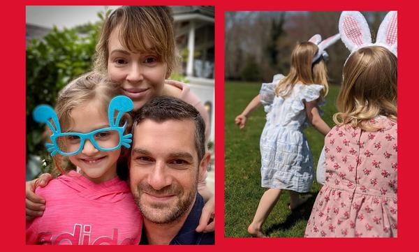 #Πάσχα_στο_Σπίτι: Πώς πέρασαν οι διάσημοι γονείς το Πάσχα των Καθολικών; (pics)
