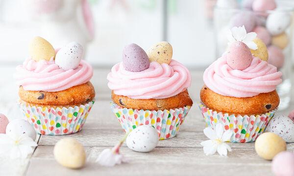 #Πάσχα_στο_Σπίτι: Προτάσεις για τα πιο εντυπωσιακά πασχαλινά cupcakes (pics)
