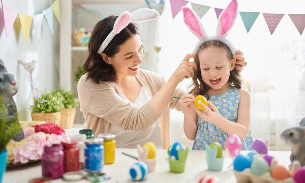 Πασχαλινό πρόγραμμα βαρεμάρας: Ιδέες για να απασχολήσετε τα παιδιά στο σπίτι τη Μεγάλη Δευτέρα