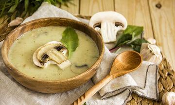 Δεν τρώτε την παραδοσιακή μαγειρίτσα; Δοκιμάστε τη μοναστηριακή συνταγή με μανιτάρια (pics)