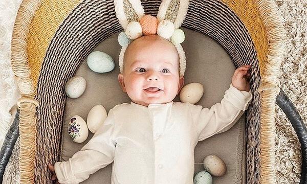 Μωρά ντύνονται λαγουδάκια ενόψει Πάσχα και είναι πιο χαριτωμένα από ποτέ (pics)