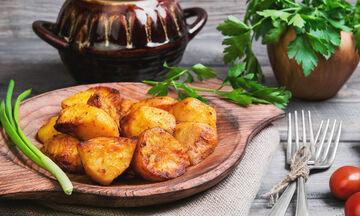 Νηστίσιμες συνταγές με πατάτες: Πέντε προτάσεις για να τις μαγειρέψετε (pics)