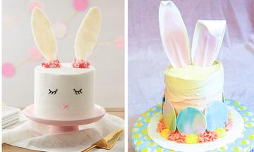 #Πάσχα_στο_Σπίτι: 10+1 προτάσεις για την πασχαλινή διακόσμηση του κέικ (pics)