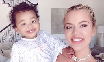 Khloé Kardashian: Δε φαντάζεστε πώς γιόρτασε τα γενέθλια της κόρης της στο σπίτι (pics)