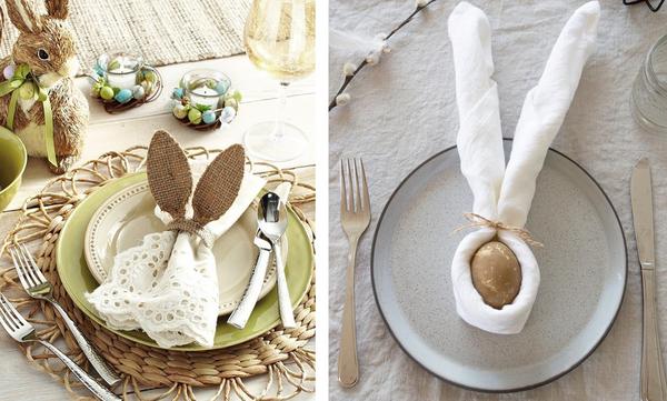#Πάσχα_στο_Σπίτι: Ιδέες διακόσμησης για το πασχαλινό τραπέζι (pics)