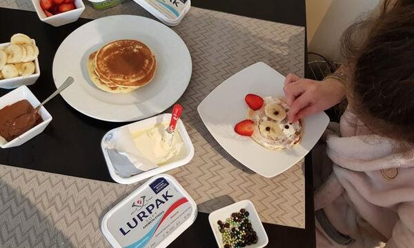 Πρωινό για την Κυριακή του Πάσχα αναλαμβάνουν... τα παιδιά!