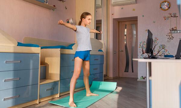 Ασκήσεις aerobic για παιδιά: Πώς θα γυμναστούν ευχάριστα τα παιδιά