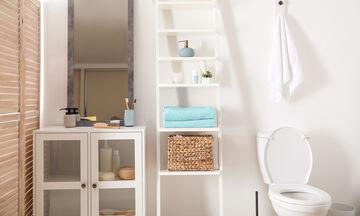 #Μένουμε_σπίτι και ανανεώνουμε το μικρό μας μπάνιο - Δείτε πώς (vid)