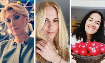 #Μένουμε_σπίτι: Δείτε τι έκαναν το βράδυ της Ανάστασης οι Έλληνες celebrities (pics)
