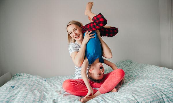 Το ημερήσιο πρόγραμμα αυτής της μαμάς για τον κορονοϊό είναι ό,τι χρειάζονται όλοι οι γονείς (pic)